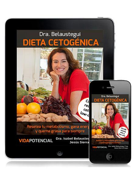Libro de la dieta cetogénica. Dra. Isabel Belaustegui